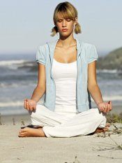 Meditation to relieve stress