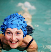 Swimming for Exercise and Fitness